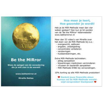 Be the MIRror kaart
